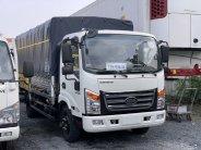 Giá xe tải Veam 3T5 thùng bạt dài 4m8 .Ngân Hàng hỗ trợ vay đến 80% giá trị xe giá 130 triệu tại Bình Dương
