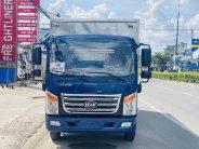 Giá xe tải VEAM 3T5 thùng kín dài 4m8 .Ngân hàng hỗ trợ đến 80% giá trị xe giá 130 triệu tại Bình Dương