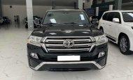 Bán Toyota Land Cruiser 5.7 nhập Mỹ, đăng ký 2016, 1 chủ từ đầu xe siêu mới giá 4 tỷ 850 tr tại Hà Nội