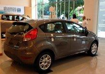 Cần bán xe Ford Fiesta Sport 1.5, màu xám