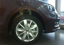 Bán ô tô Volkswagen Polo Sedan 1.6l màu nâu. Hỗ trợ tiền mặt 80%