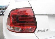 Bán xe nhập Đức Volkswagen Polo Sedan 1.6l, màu trắng. Giảm 3% giá trị xe. LH 0902608293