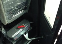 Bán xe 29 chỗ thân dài Limouse Tracomeco, ghế 2-2 Châu Âu ĐT: 0961237211