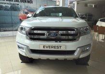 Bán xe Ford Everest 2.2L Titanium đời 2017, màu trắng