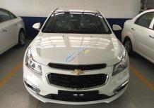 Chevrolet Cruze LT bản 2017 - Hỗ trợ lấy xe ngay chỉ với 90 triệu đồng + làm hồ sơ vay không cần chứng minh thu nhập