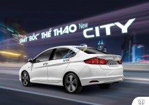 Honda Ô tô Biên Hoà bán Honda City CVT 2017 chính hãng giá tốt 558triệu - Hotline: 0908.438.214