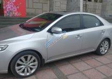 Cần bán lại xe Kia Cerato đời 2011, màu bạc, nhập khẩu nguyên chiếc số tự động