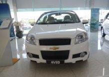 Chevrolet Aveo LT màu trắng mới 100% xe chạy Uber Grap dịch vụ