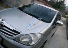 Bán xe cũ Toyota Innova đời 2008, màu bạc, 335 triệu