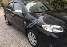 Cần bán Toyota Vios G đời 2005, màu đen, giá tốt