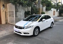Cần bán xe Honda Civic 2.0AT đời 2014, màu trắng chính chủ giá cạnh tranh