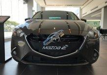 Cần bán Mazda 2 1.5AT sản xuất 2017, màu nâu, giá 555tr