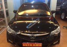 Cần bán xe cũ Honda Civic năm 2009, màu đen