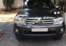 Cần bán Toyota Fortuner G 2011, màu xám số sàn, giá chỉ 725 triệu