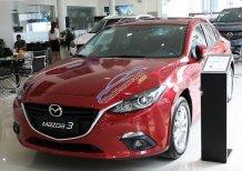 Bán ô tô Mazda 3 1.5AT đời 2017, màu đỏ, 648 triệu