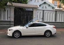 Bán ô tô Mazda 6 2.0AT đời 2017, màu trắng