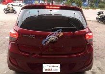 Tứ Quý Auto hiện đang bán xe Hyundai Grand i10 1.0MT 2016 màu đỏ, số sàn