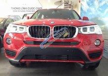 Cần bán xe BMW X3 xDrive 20i LCi 2017, màu đỏ