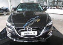 Bán ô tô Mazda 3 2.0 đời 2017, màu đen