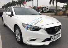 Bán Mazda 6 2.0 đời 2016, màu trắng số tự động, giá chỉ 848 triệu