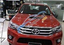 Bán Toyota Hilux 2.8Q sản xuất 2017, màu đỏ, nhập khẩu