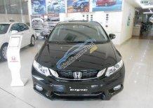 Bán xe Honda Civic 2.0 AT đời 2017, màu đen