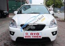 Bán xe Kia Carens 2.0 AT đời 2013, màu trắng chính chủ, giá tốt