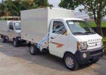 Bán xe tải nhỏ 870 kg, màu trắng, thùng kín