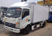 Xe tải Veam VT350 3,5 tấn thùng dài 4.9 m, động cơ Hyundai đời 2017