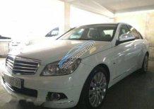 Cần bán xe Mercedes C200 đời 2009, màu trắng