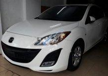 Cần bán xe Mazda 3 1.6 AT đời 2011, màu trắng, xe nhập số tự động, giá 455tr