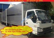 Bán xe tải Isuzu 2.2 tấn, chạy được trong thành phố, đời 2016
