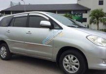 Cần bán xe Toyota Innova đời 2007, màu bạc, 450tr