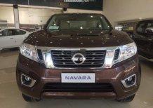 Bán ô tô Nissan Navara đời 2017, màu nâu, nhập khẩu, giá tốt