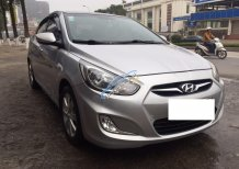 Cần bán Hyundai Accent đời 2012, màu bạc, nhập khẩu
