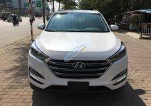 Bán ô tô Hyundai Tucson 2.0 AT đời 2017, màu trắng