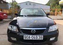 Bán Mazda 323 đời 2004, màu đen, xe nhập, giá tốt
