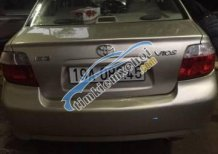 Cần bán Toyota Vios G đời 2005