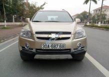 Bán ô tô Chevrolet Captiva Maxx LTZ (động cơ Diesel) năm 2011, màu ghi vàng, giá tốt