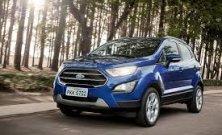 Ford Ecosport 2018 ' Dáng khỏe, người đẹp'