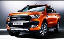 Xe Ford Ranger 2018 - Top 1 phân khúc xe bán tải