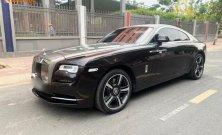 Chiếc Rolls-Royce Wraith 2015 tại Hà Nội muốn 'đổi chủ' với giá 15 tỷ đồng