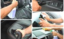 Mùa mưa ẩm, làm gì để khử mùi hôi trong ô tô?