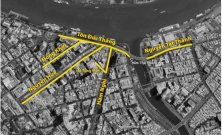 Tối 2/9, TP.Hồ Chí Minh cấm nhiều tuyến đường phục vụ cho bắn pháo hoa