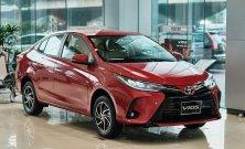 Toyota Vios chiến thắng thuyết phục trong cuộc đua doanh số phân khúc sedan B tháng 8