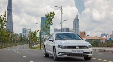 Đánh giá xe Volkswagen Passat BlueMotion - Sedan hạng D đến từ Đức có gì ?